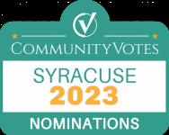 CommunityVotes Syracuse 2020